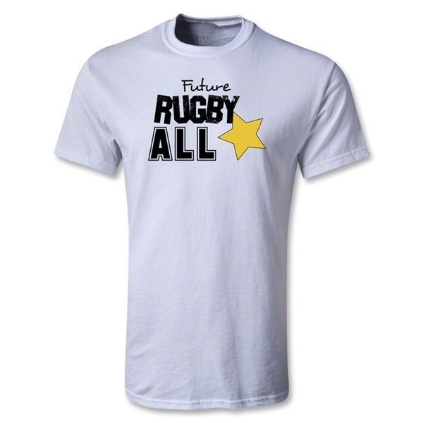 Future Rugby All Star Youth T-Shirt (White)