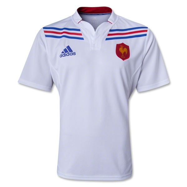 France 12/13 Alternate Rugby Jersey