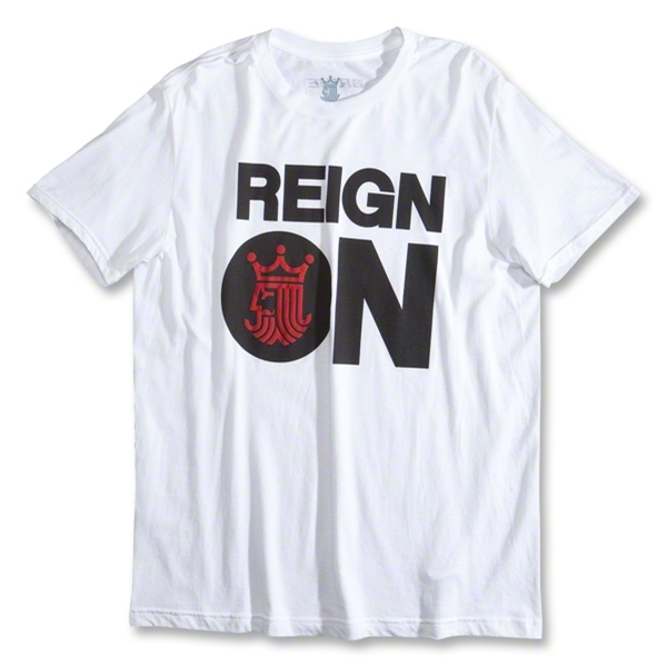 Brine Reign On T-Shirt (White)