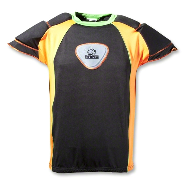 Rhino Protection Vest (Black/Orange)