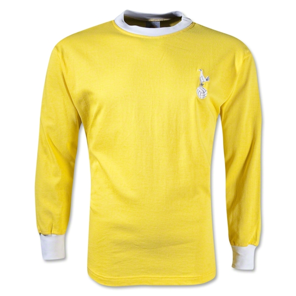 Tottenham Hotspur 70/71 Away Long Sleeve Soccer Jersey