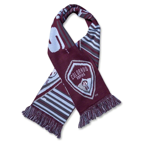 Colorado Rapids 2012 Soccer Scarf
