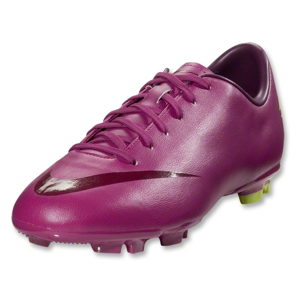 Nike Mercurial Victory III FG Junior FG (Rave Pink/Bordeaux/Atomic Green)