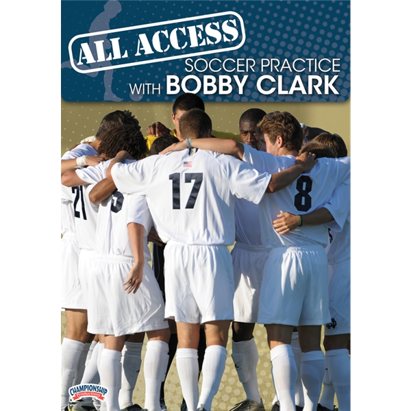 All Access Practice with Bobby Clark DVD