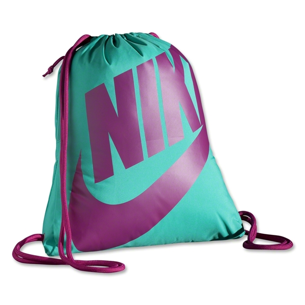 Nike Heritage Gymsack (Green/Alligators)