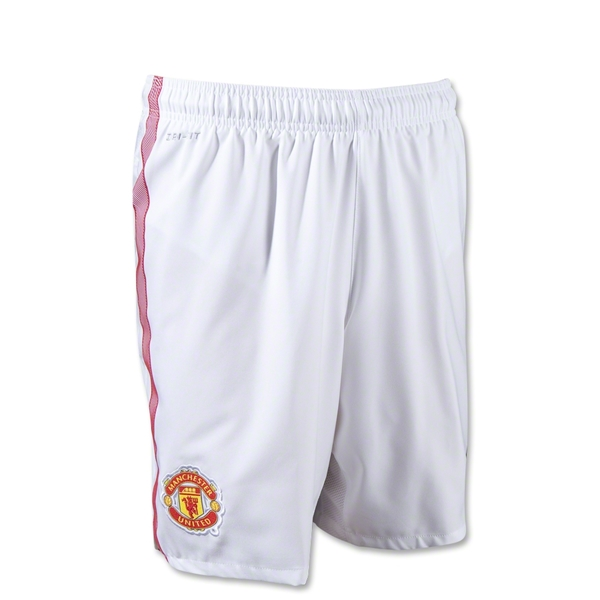 Manchester United 12/13 Youth Home Soccer Short