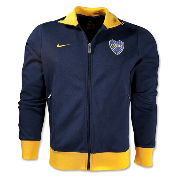 Boca Juniors Core N98 Jacket
