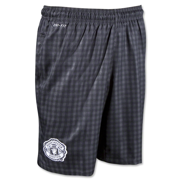 Manchester United 12/13 Away Soccer Short
