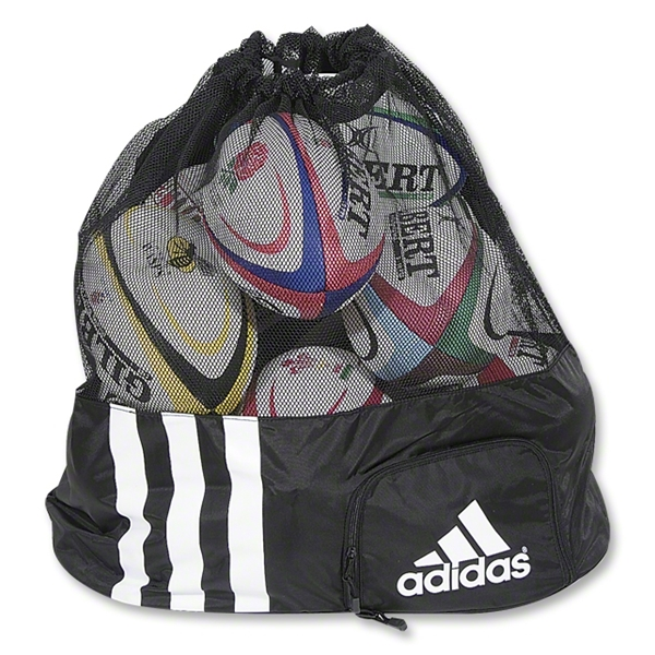 adidas Tournament Ball Bag (Black)