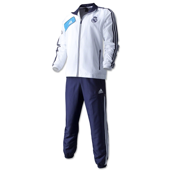 Real Madrid 12/13 Presentation Suit
