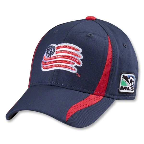 New England Revolution MLS Soccer Cap