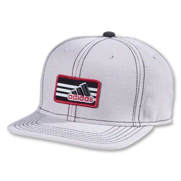 adidas Patch SP Snapback Cap (Gray)