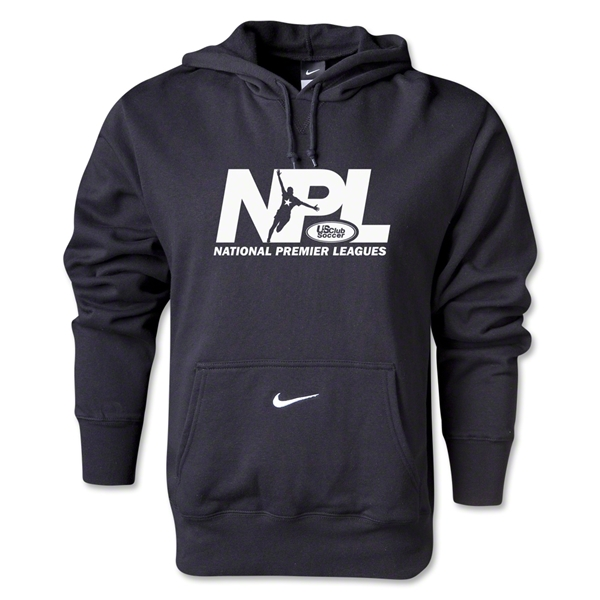 US Club Soccer NPL Hoody (Black)
