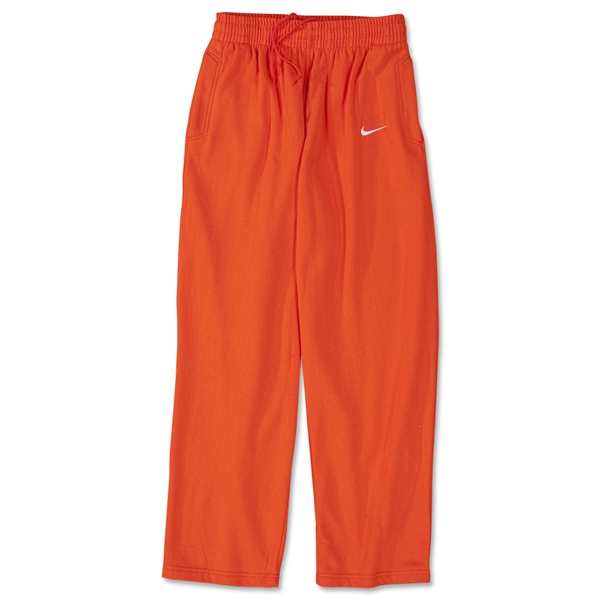 Nike Core Open Bottom Pant (Orange)