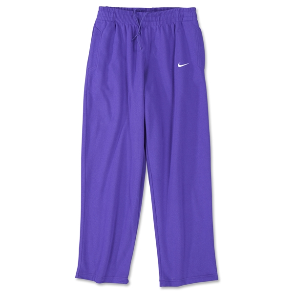 Nike Core Open Bottom Pant (Purple)