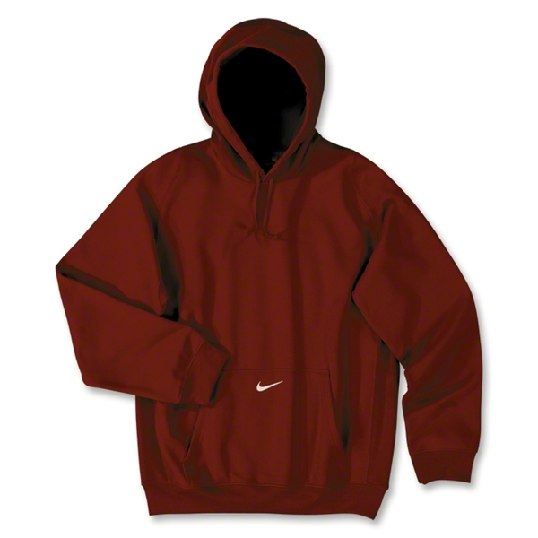 Nike Team Tech Fleece Hoody (Maroon)