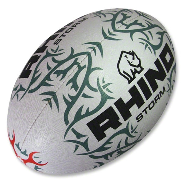 Rhino Storm Passing Developer Rugby Ball