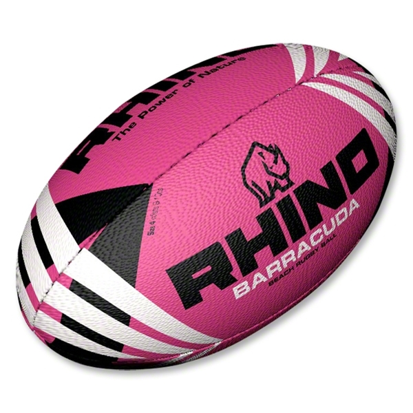 Rhino Barracuda Beach Rugby Ball