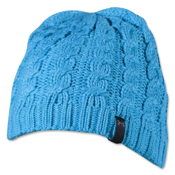 Under Armour Women's Coffee Run Beanie (Teal)