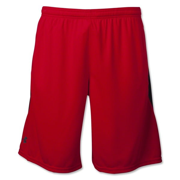 Under Armour Multiplier Short (Red/Blk)