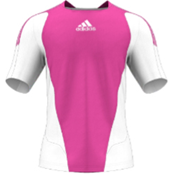 miadidas 7's Basic SF Custom Jersey (Pink-Set of 22)