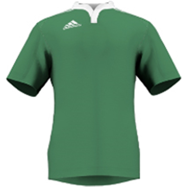 miadidas Union Basic SF Custom Jersey (Green-Set of 22)