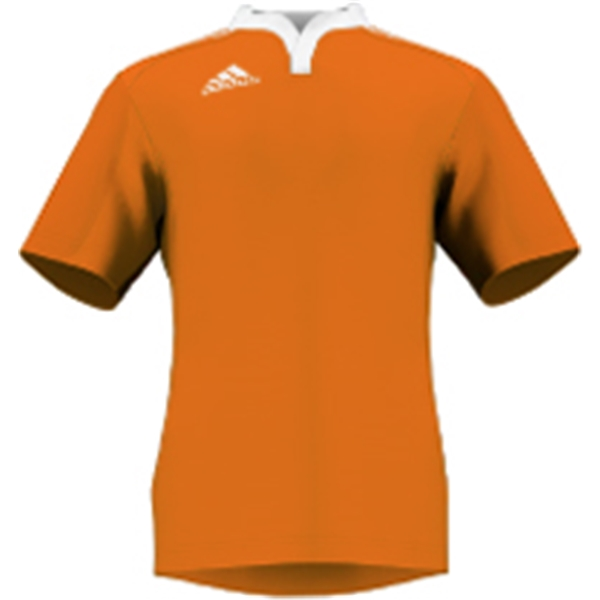 miadidas Union Basic SF Custom Jersey (Orange-Set of 22)