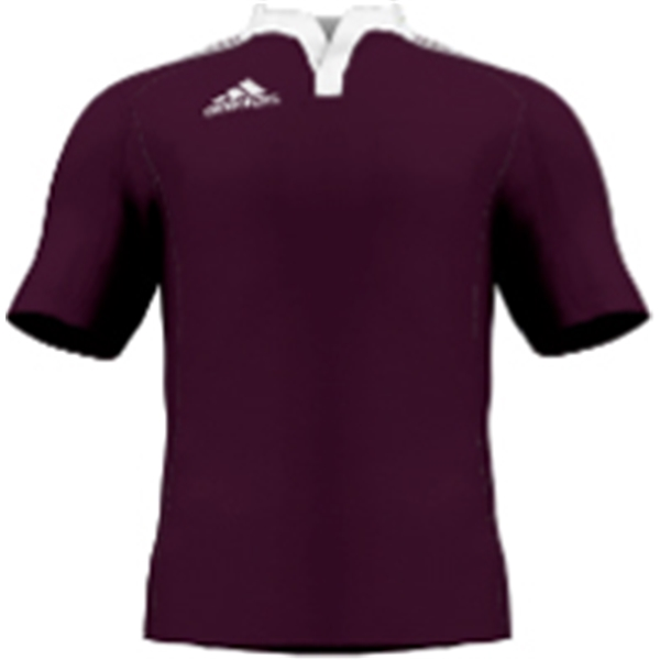 miadidas Union Basic TF Custom Jersey (Maroon-Set of 22)