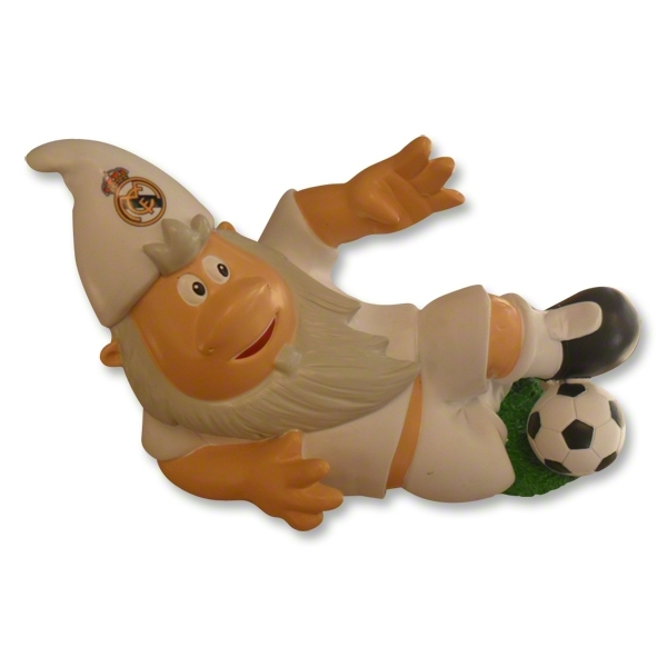 Real Madrid Slide Tackle Mini Gnome