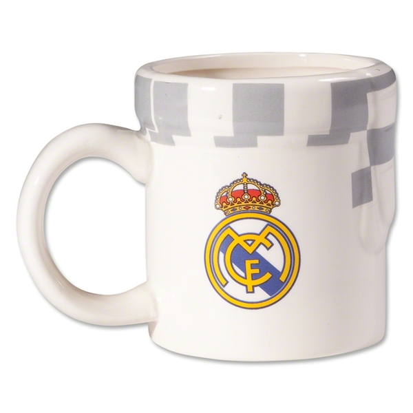 Real Madrid Scarf Mug