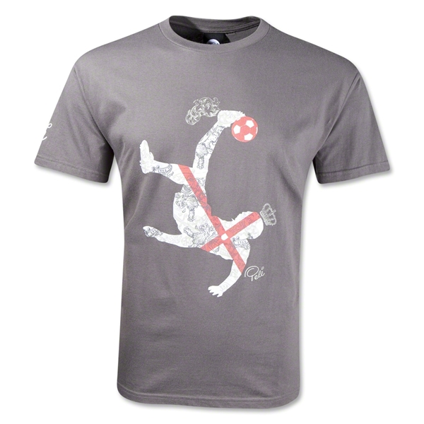 England Bike Kick T-Shirt
