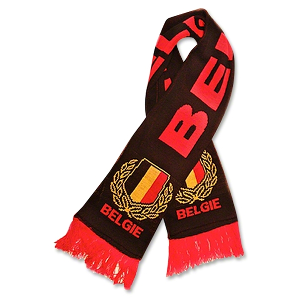 Belgium Team Fan Scarf