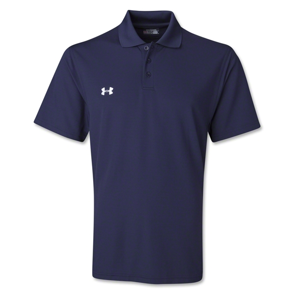Under Armour Performance Team Polo (Navy)