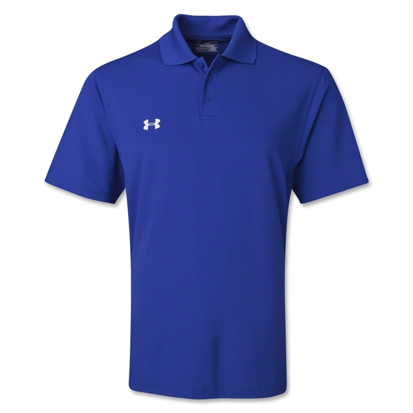 Under Armour Performance Team Polo (Royal)