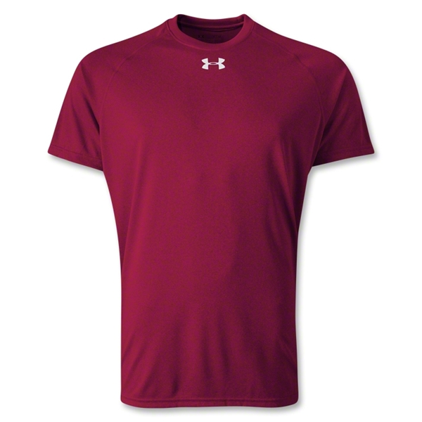 Under Armour Locker T-Shirt (Cardinal)