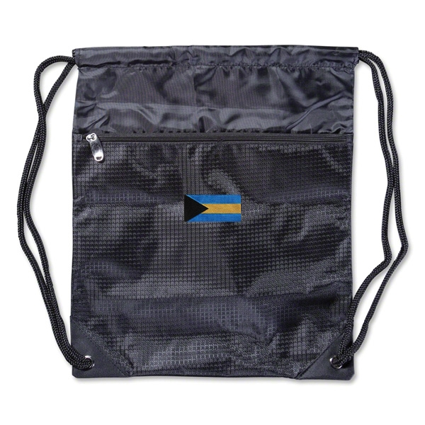 Bahamas Flag Sackpack