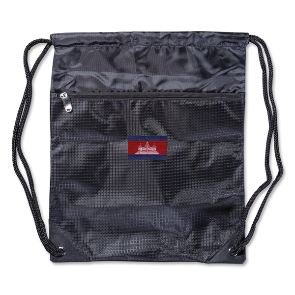 Cambodia Flag Sackpack