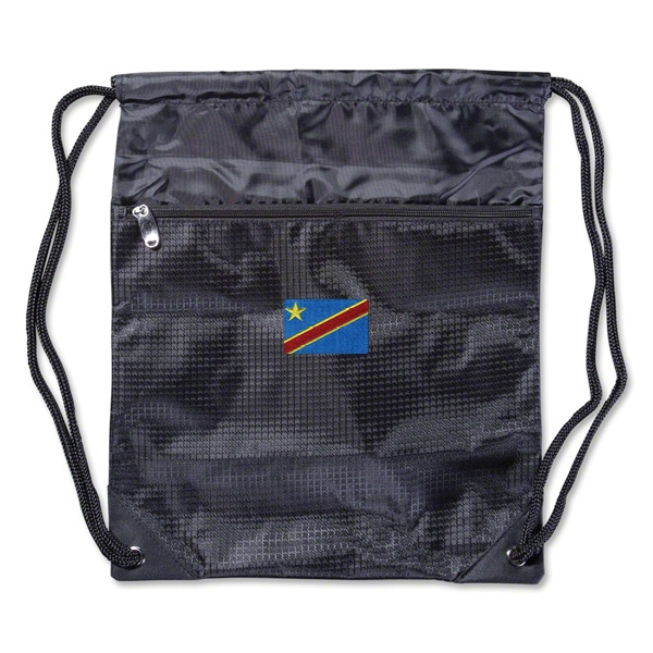 Congo DR Flag Sackpack