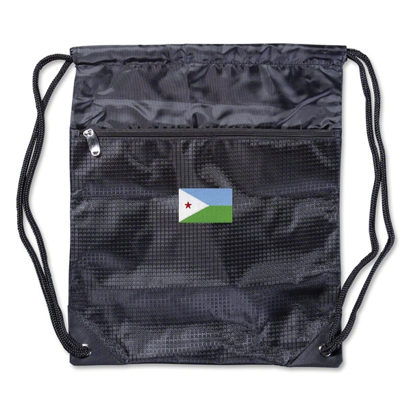 Djbouti Flag Sackpack