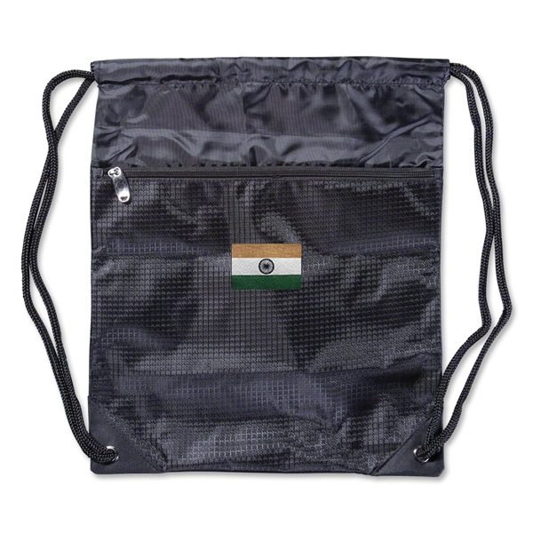 India Crest Sackpack