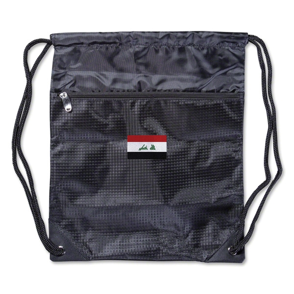 Iraq Crest Sackpack
