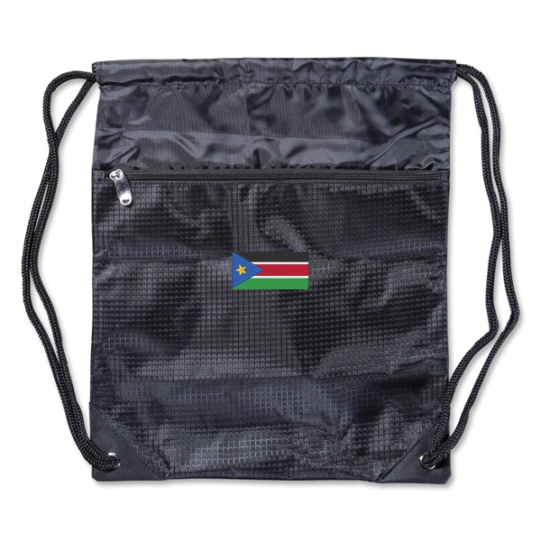 South Sudan Crest Sackpack