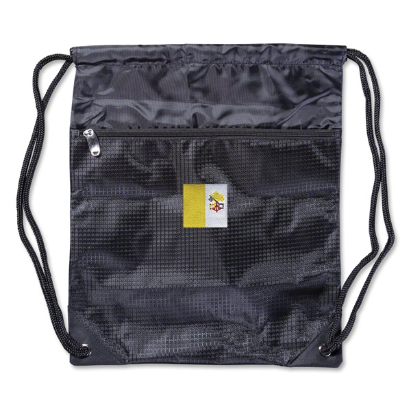 Vatican City Crest Sackpack
