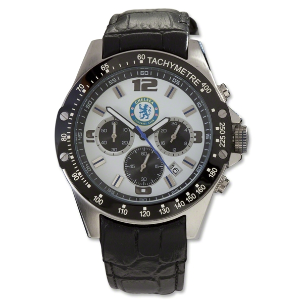 Chelsea Chrono Watch with Date