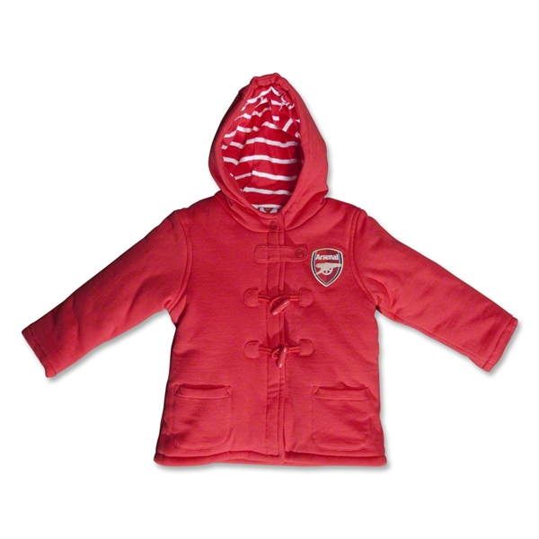 Arsenal 12/13 Baby Paddington Jacket