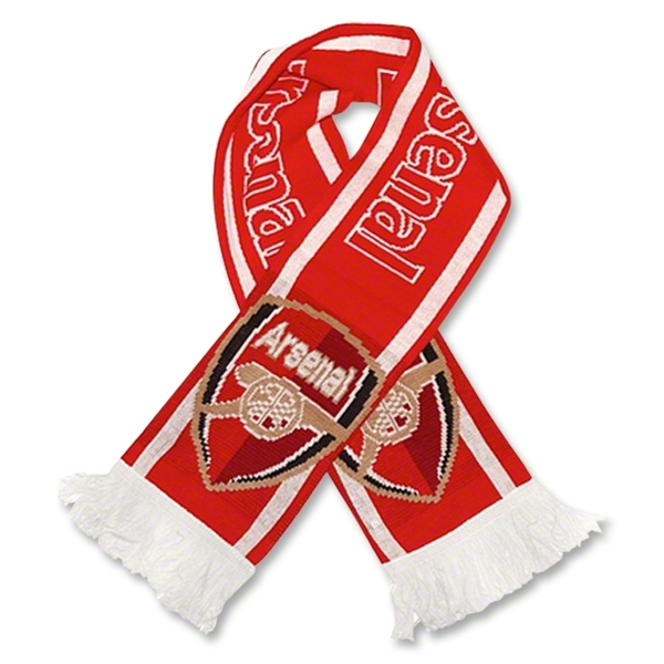 Arsenal 2012 Fan Scarf