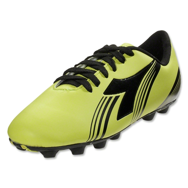 Diadora Avanti MD Junior (Fluo Yellow/Black)