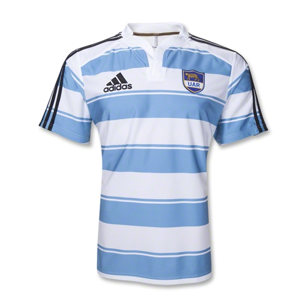 Argentina Youth Home SS Rugby Jersey