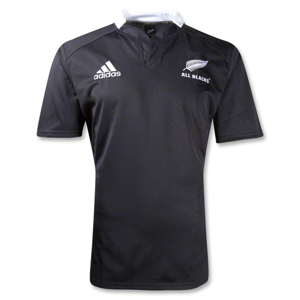 All Blacks 12/13 Home SS Rugby Jersey