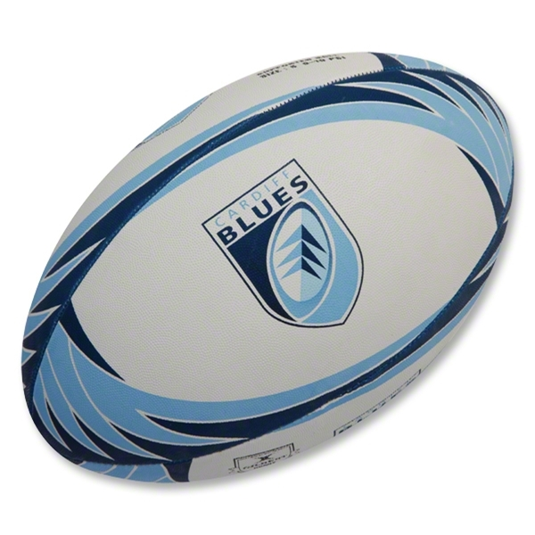Gilbert Cardiff Supporter Rugby Ball